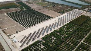Instalación en empresa de Bombeo Solar en Molina de Segura
